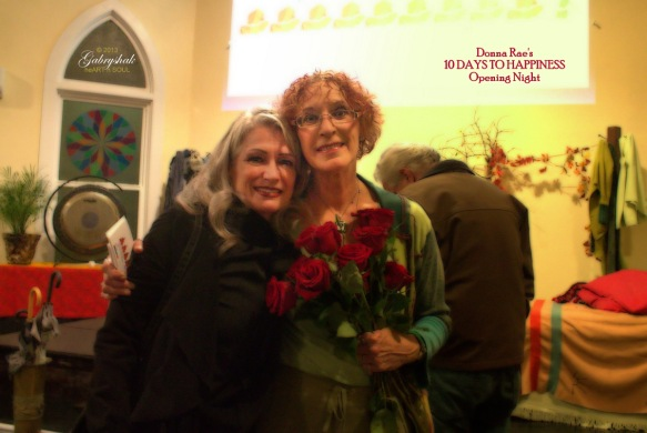 Donna Rae and Diane Lavin